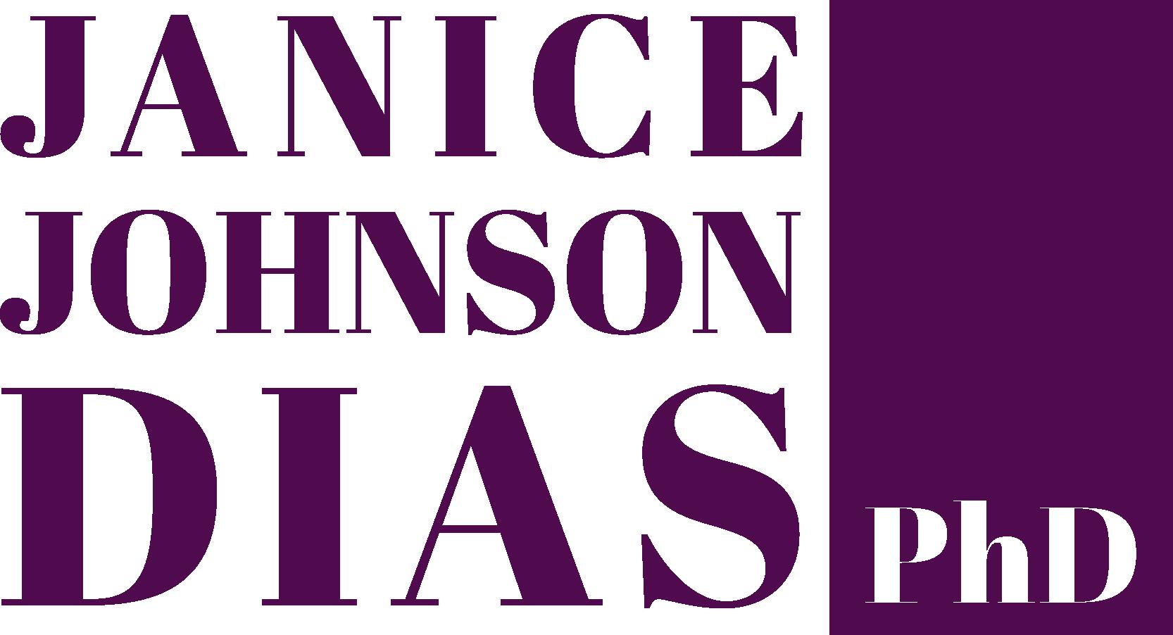 Janice Johnson Dias, PhD