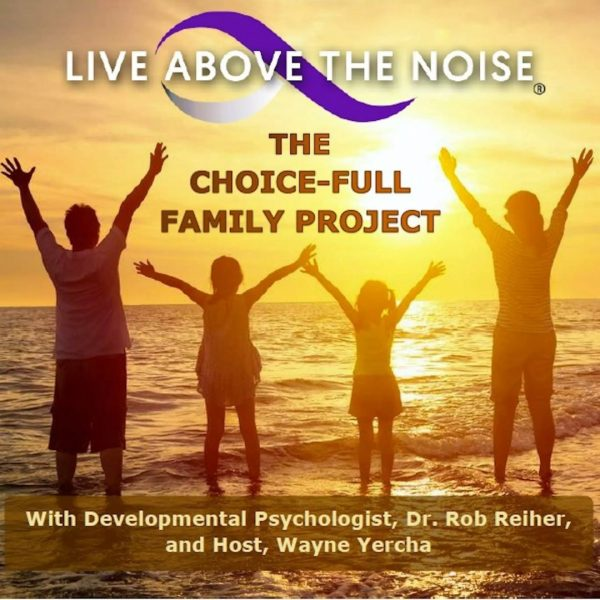 Live Above The Noise Podcast